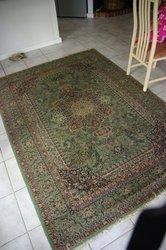 Floor Rug,  Oriental style