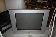Two x Televisions - 1 Centrex and 1 Panasonic