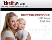 Nanny Background Check for you!