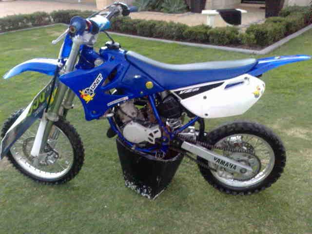 yamaha yz 85 2004 dirt bike bunbury motorcycles for sale used motorcycles for sale bunbury. Black Bedroom Furniture Sets. Home Design Ideas