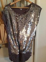 Size M Temp top/dress