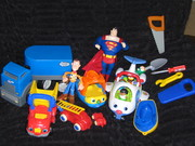 ASSORTED TOYS FOR SALE