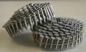 Galvanized Ring Shank Nails