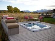 Remodel Your Old Boring Deck to Make it Custom Hot Tub Deck