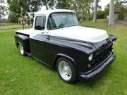 1956 CHEVROLET 1956 Chevrolet Task Force Show Truck