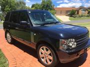 2002 land rover Range Rover Vogue V8 (2003) 4D Wagon Automatic (4.