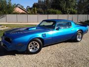 pontiac firebird Pontiac Firebird Trans Am (1978) 2D Hardtop Coupe