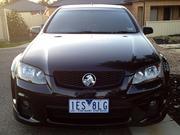 Holden Ute 6.0 Litre 2011 Holden Ute VE Series II SS