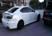 Lexus Is-f 8 cylinder Petr