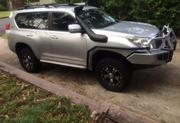 Toyota Land Cruiser 134500 miles