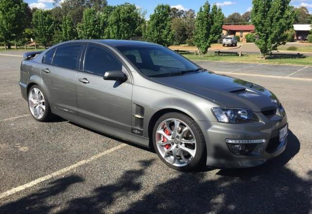 Holden 2010 2010 Holden Special Vehicles Clubsport R8 Auto