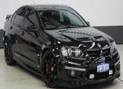 Holden 2010 2010 Holden Special Vehicles Clubsport R8 20th Ann