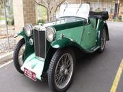 mg pa 1934 PA MG 4-seater tourer